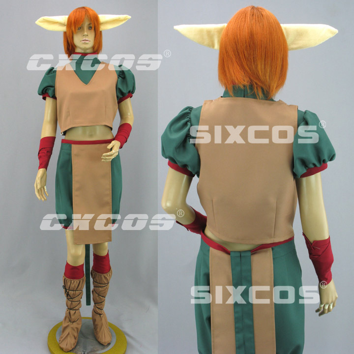2015 New Arrival Tokyo Mew Mew Kisshyu Uniform Cosplay Costume Full Set S-XL Free Shipping