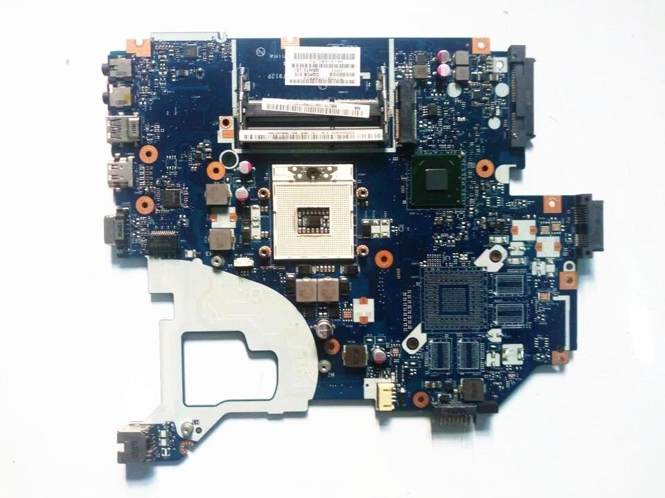 Q5WV1 LA-7912P mère D'ordinateur Portable Pour Acer V3-571 E1-571G Carte Principale NBC1F11001 NB. C1F11.001 HM70 SJTNV DDR3 Livraison CPU