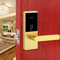 Смарт ключа биометрический замок интеллектуальные системы безопасности электронные дверные Замки