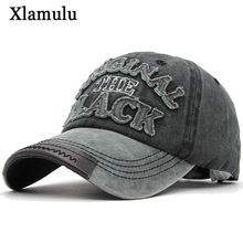 Xlamulu Hot Retro Baseball Caps Hats For Men Casquette Brand Women Sna