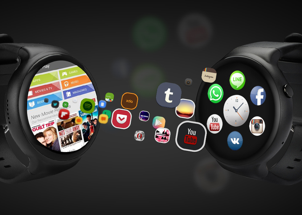 smart watch android 1