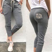 Women Casual Hip Hop Dance Harem Loose Pants Baggy Slacks Trousers Sweatpants