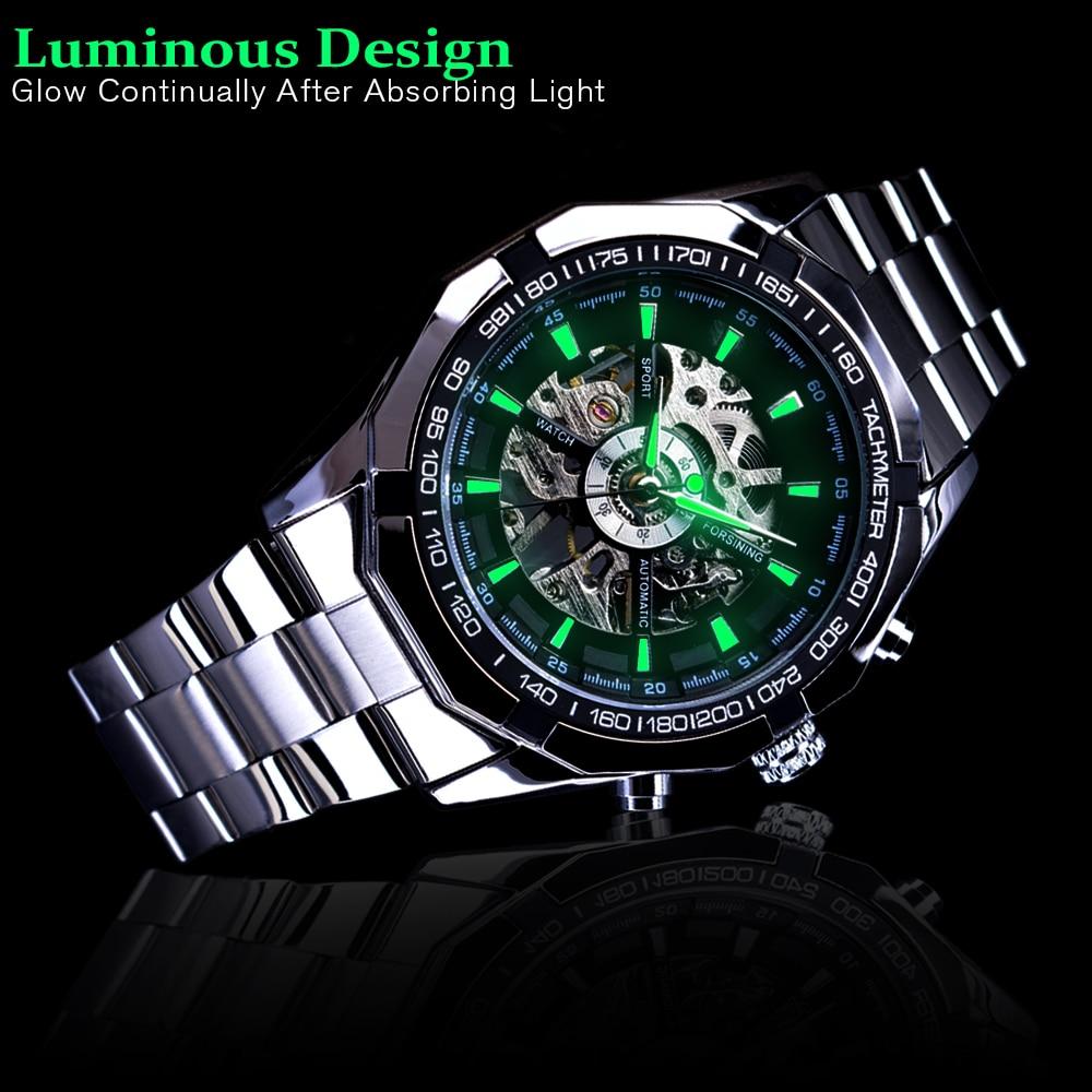 HTB15g2oObvpK1RjSZFqq6AXUVXap Forsining 2019 Stainless Steel Waterproof Mens Skeleton Watches Top Brand Luxury Transparent Mechanical Sport Male Wrist Watches