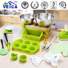 30pcs Bakeware Set Use Cookies Baking Oven Toast Abrasive Cake Mold Package Equipment