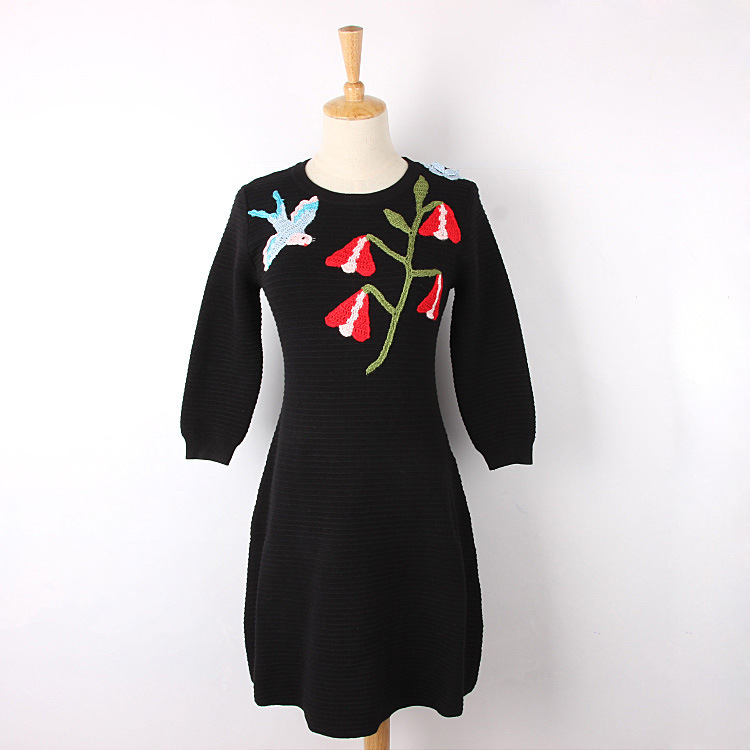 Popular Vintage Sweater Dress-Buy Cheap Vintage Sweater Dress lots ...