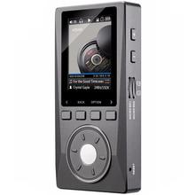 2017 Más Reciente PINWEI PWX10 Portátil de Alta Resolución Lossless Reproductor de MP3 Reproductor de Música Soporta Salida Óptica DAP DSD
