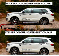 CAR STYLING CAR BODY STICKER CAR STICKING FOR EVEREST CAR BODY STICKERS WITH FREE SHIPPING 2015