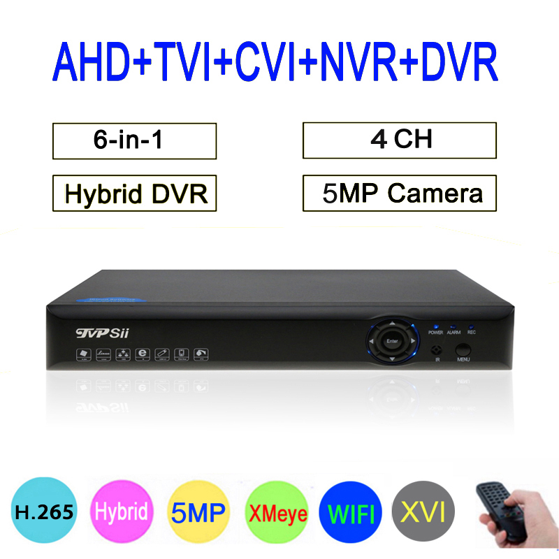 5MP Surveillance Camera Blue-Ray Hi3521D XMeye Hybrid Coaxial Wifi 4CH 5MP 6 in 1 XVI TVI CVI NVR AHD CCTV DVR Free Shipping5MP Surveillance Camera Blue-Ray Hi3521D XMeye Hybrid Coaxial Wifi 4CH 5MP 6 in 1 XVI TVI CVI NVR AHD CCTV DVR Free Shipping