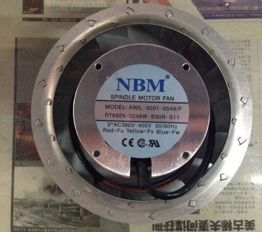 все цены на  New A90L-0001-0549/F replacement NBM Fan for Fanuc Spindle Motor  онлайн
