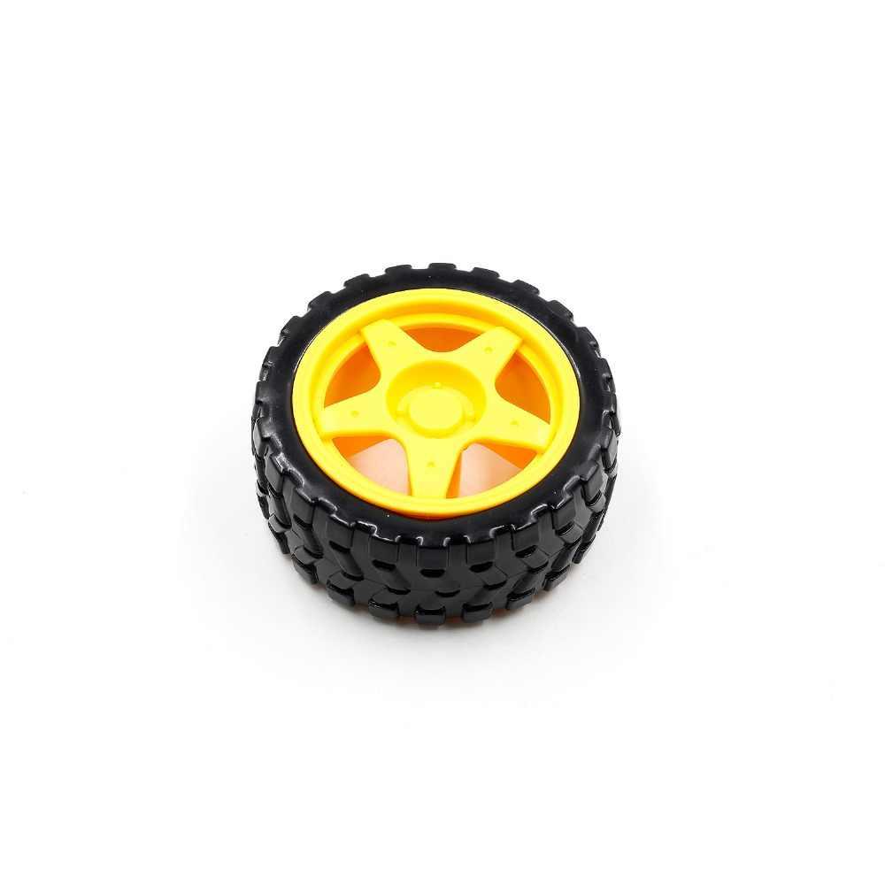 Silnik tt samochód zdalnie sterowany motoreduktor dla arduino Diy Kit koła inteligentne podwozie samochodu silnik robota zdalnie sterowanym samochodowym motoreduktor DC