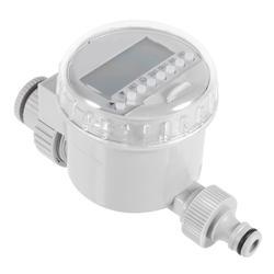 Mayitr полива сада таймер Солнечная цифровой ЖК-дисплей автоматического полива таймер экономии воды орошения контроллер для дома сад