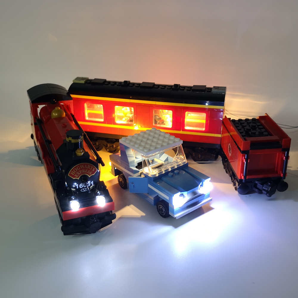 Led Light Up Kit Only Light Included For Lego 4841 And 16031 Harry