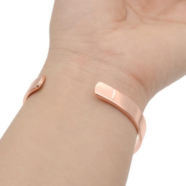 Healing Magnetic Bio Copper Bracelet8