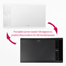 Digital Graphics Drawing Tablet with Wireless Pen