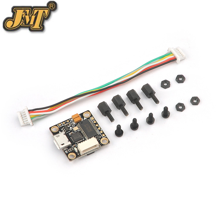 Super_S F4 Flight Controller Board Integrated OSD Built-in 5V BEC for Indoor Brushless FPV Racer Drone Quadcopter betaflight omnibus f4 flight controller built in osd power supply module bec for fpv quadcopter drone accessories fpv aerial pho