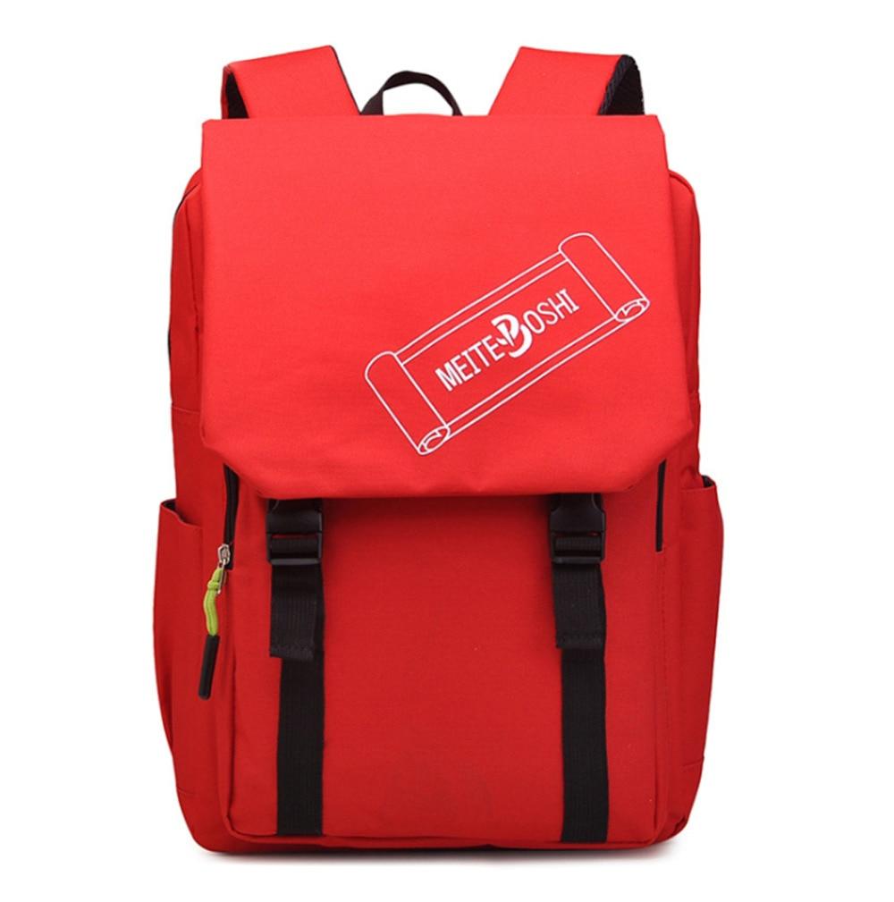 14 15 15.4 Inch Waterproof Nylon Stylish Multi-purpose Laptop Notebook Backpack Bag Case for Men Women School Student