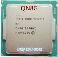 QN8G-CPU i7 8700K ES INTEL 6 core, 12 hilos, 3,2 Ghz, compatible con Z370 y otras placas base de ocho generaciones, no recoger la placa base