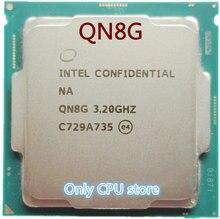 Процессор QN8G i7 8700K ES, процессор INTEL 6 core 12 потоков 3,2 ГГц, поддержка Z370 и других материнских плат 8 го поколения, не выбирайте плату