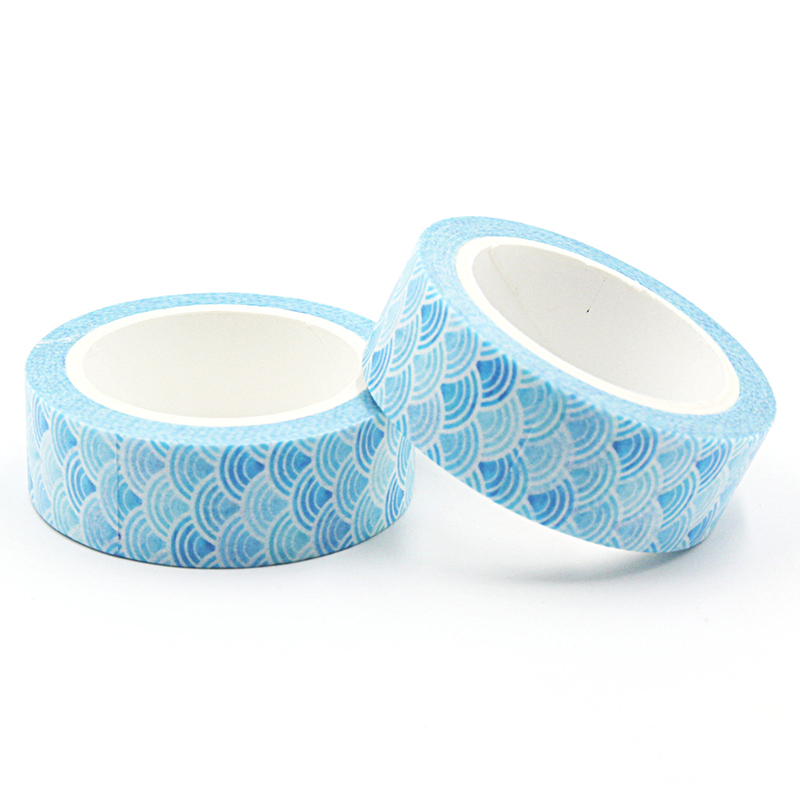 1 PCS Cloud Style Washi Tape DIY Decoration Scrapbooking Planner Masking Tape Kawaii Stationery Adhesive Tape 10m 15mm creative colored dots washi tape diy decoration scrapbooking planner masking tape kawaii stationery adhesive tape 1 pcs