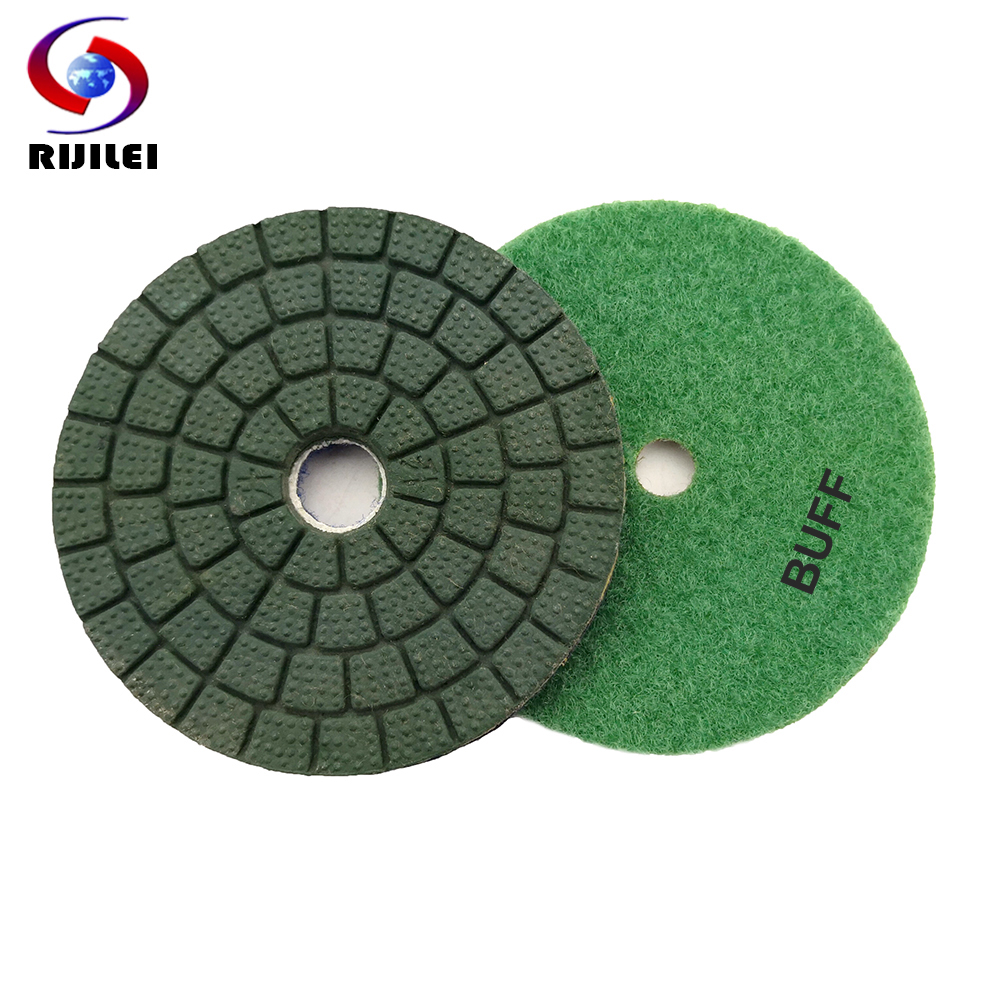 Concrete Terrazzo Floor Diamond Polishing Pads Type F