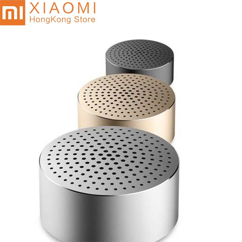 Original Xiaomi Bluetooth Speaker Xiaomi Portable Wireless Bluetooth 4.0 Stereo Mini Mp3 Player Music Speaker Hands-free Calls