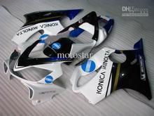 Обтекатели KONICA для HONDA CBR 600 F4i 01 02 03 CBR600 F4i 01 02 03 CBR 600 2001 2002 2003