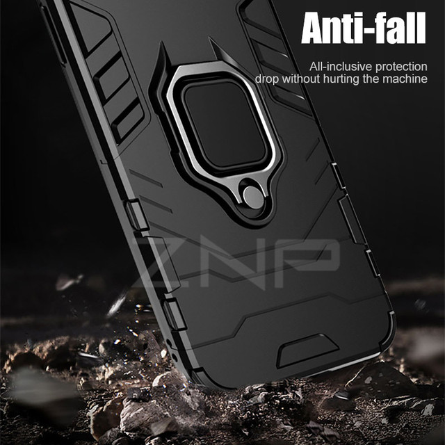 Shockproof Cover iPhone XR Case 3