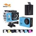GOLDFOX SJ 4000 Спорт Мини-Камера Водонепроницаемая Видеокамера Cam Видеокамеры 720 P HD Велосипед Шлем Фото Камеры Go Автомобиля Pro стиль