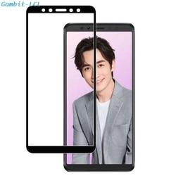 На Алиэкспресс купить стекло для смартфона for lenovo k5 pro 5.99дюйм. l38041 glass screen protector full cover tempered glass protective 9h 2.5d film for lenovo k5pro 2018