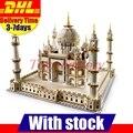 Clon 10189 MOC 2016 LEPIN 17001 5952 unids City Creator Calle el taj mahal Modelo Kit de Construcción Conjunto de Bloques de Ladrillos de Juguete regalo