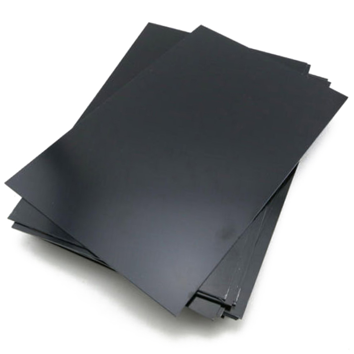 Abs Plastic Plaat 1 Piece Brand New Durable Black Abs Plastic Sheet Styrene