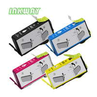 4 Pack 902XL Remanufactured Ink Cartridges For HP Officejet Pro 6960 6968 6970 6975 6978 Etc