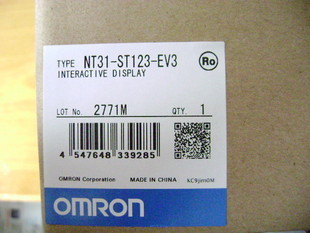 New Or Used Nt31 Hmi Interactive Display Nt31-st123-ev3 Nt31-st121-ev2 Nt31-st122b-ev2 St121b St122 St123b For Omron Plc Attractive Appearance Back To Search Resultscomputer & Office