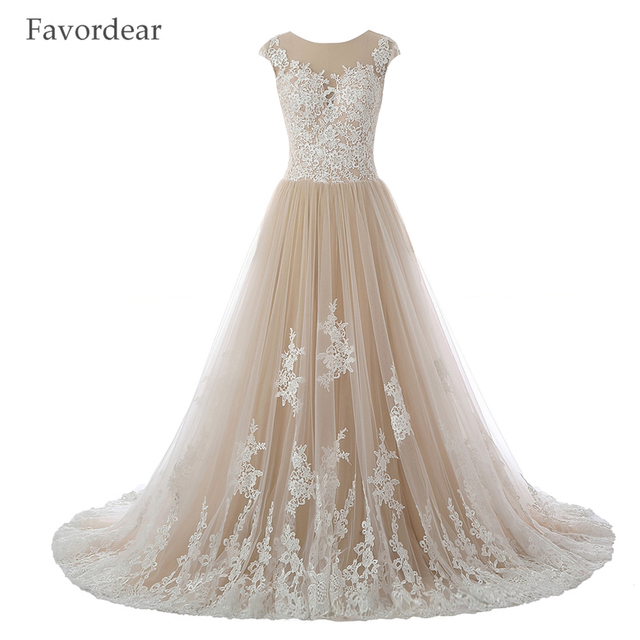Favordear New Beading Sweetheart Tulle Sparkly Crystal Sleeveless Ball Gown White Wedding Dresses Lace Up Back