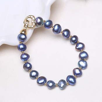 Natural Freshwater Pearl Bracelets Jewelry Pearl Jewelry