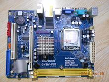 G41M-VS2 support DDR2 775 -pin integrated small plate G41 Motherboard