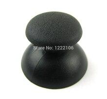 100 pcs/lot remplacement 3D Stick analogique Joystick miniature pouce poignée bâton couverture casquettes Shell pour PlayStation 3 PS3 contrôleur