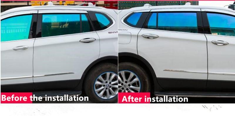 10M Car Styling Car Door protection rubber strip FOR mazda 3 6 2 5 CX-5 cx5 CX-7 CX-3 323 ATENZA Axela Accessories