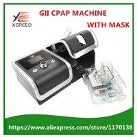 GII CPAP MACHINE MET Masker, luchtbevochtiger, Draagtas, Filter, Sd-kaart, Netsnoer VOOR Slaap Snurken Home Gezondheidszorg