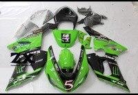 Complete Fairings Motorcycle ABS Injection Bodywork Fairing for Kawasaki ZX 6R 2005 2006 body kits ninja 636 ZX 6R 05 06 ZXMT 00