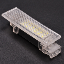 1 x 12V LED Luggage Lamp Interior Dome Light Car Trunk Compartment For V-W G-olf Mk-4 Mk-5 Mk-6 Mk7 Plus J-etta P-assat