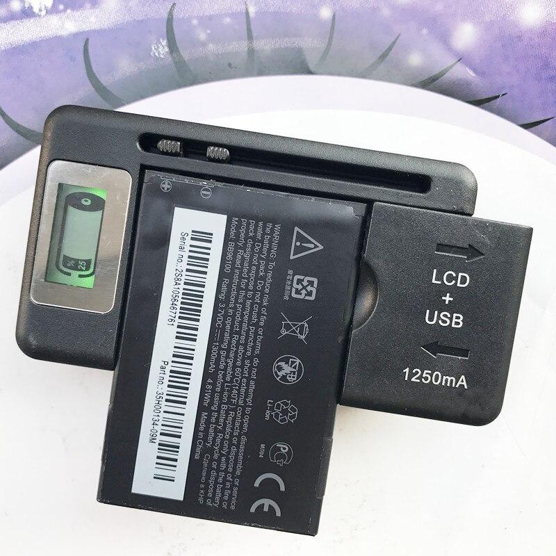 Оригинальный 1300 мАч <font><b>bb96100</b></font> Батарея для HTC Wildfire A3333 A3366 a3360 A3380 T-Mobile G2 G8 G6 A6363 a6390 батарея с ЖК-дисплей Зарядное устройство