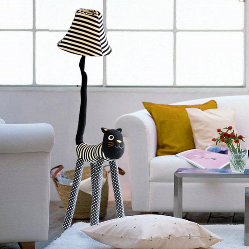 Kids Room Floor Lamp: Christmas Gift Hall Floor Lamp For Living Room Children