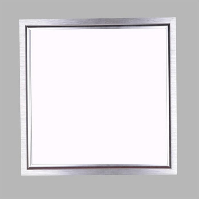 Free shipping 22W 300x300 LED panel light high bright and free 2 years warranty with transformer