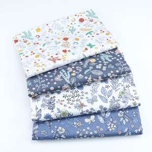 Syunss Printed Twill Cotton Fabric For Patchwork Dress