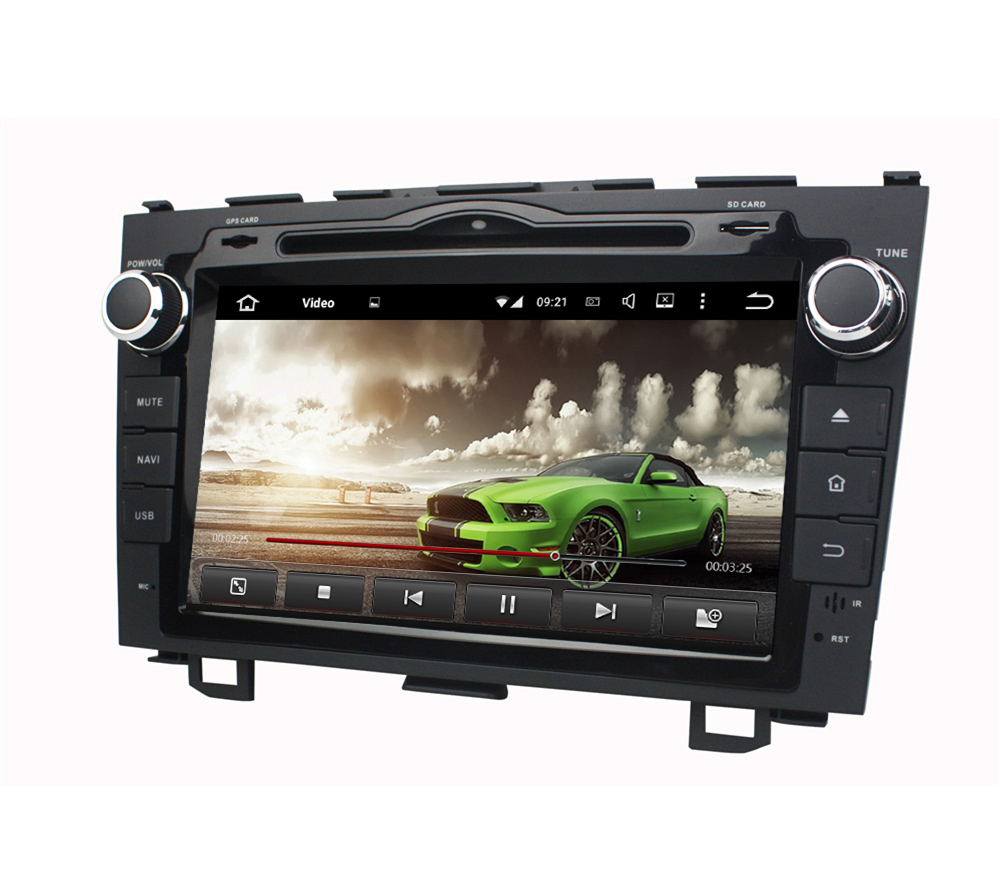 "Octa Core 2 din 8 ""Android 6,0 автомобиль DVD gps для Honda CR-V CRV 2006-2011 с 4 ГБ Оперативная память радио Bluetooth WI-FI 32 ГБ Встроенная память зеркало-link"
