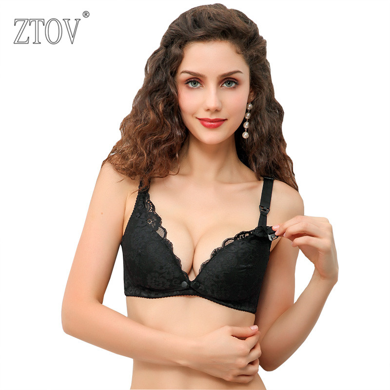 ZTOV Breastfeeding Maternity Nursing Bras Cotton sleep bra For pregnant women Pregnancy underwear Breast Feeding Bra clothing
