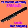Bateria do laptop oa04 jigu oa03 hstnn-lb5y hstnn-lb5s hstnn-pb5y hstnn-pb5s para hp 240 g2 cq14 cq15 para compaq presario 15-h000