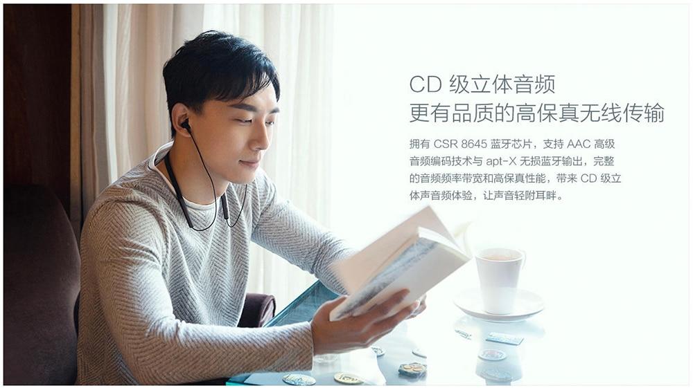 Xiaomi bluetooth neckband earphone -10