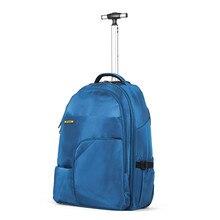 High quality waterproof trolley travel bag trolley backpack school bag backpack luggage bag 20 22